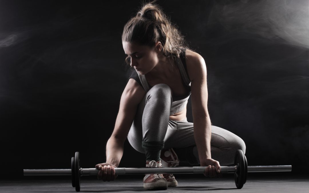 Why we should all be lifting weights