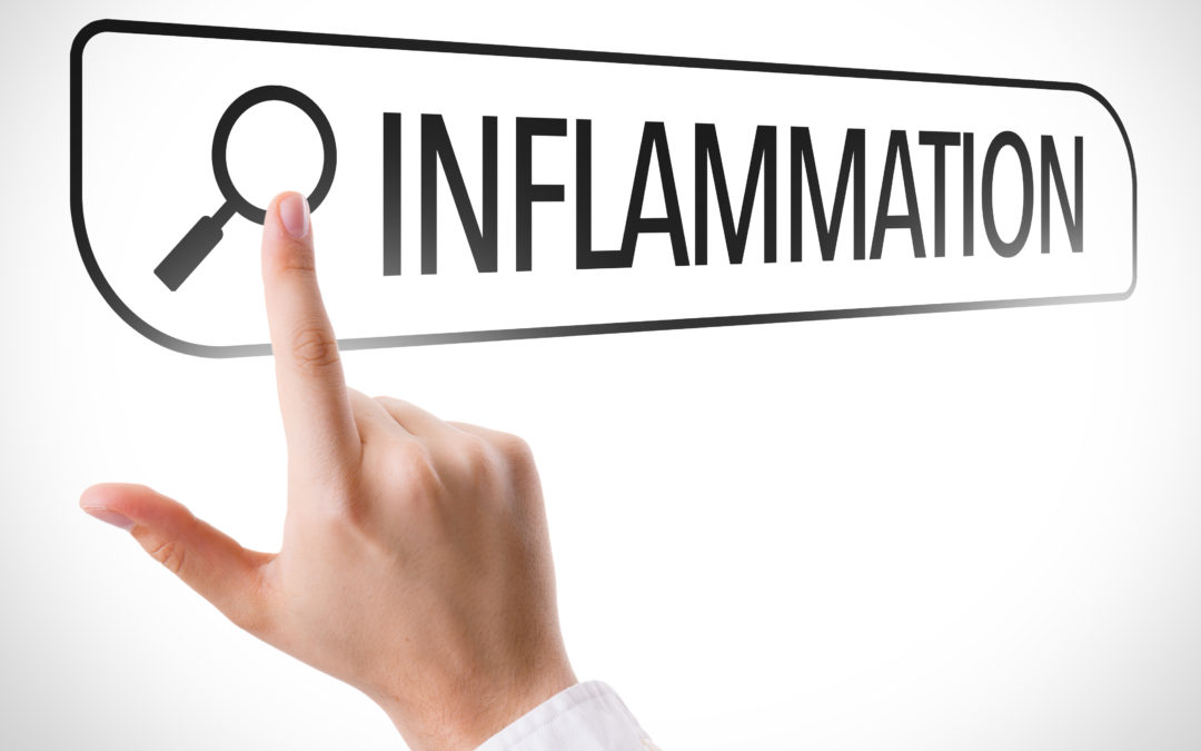 Inflammation, diabetes, heart disease, and excess body fat